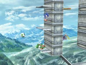 Whoa! Careful, Yoshi! Don`t fall!!!