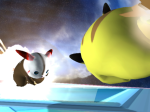 huh? Seems this 'chu doesn't agree. Who will win?!