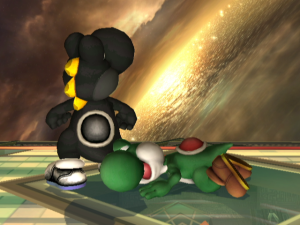 Truly Yoshi's better.