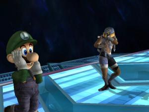 Sex appeal to Luigi.