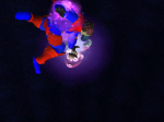 He's taking Mario to his doom!
