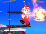 Santa can shoot Fireballs?!