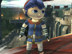 amazing! young Ike has joined Brawl!
